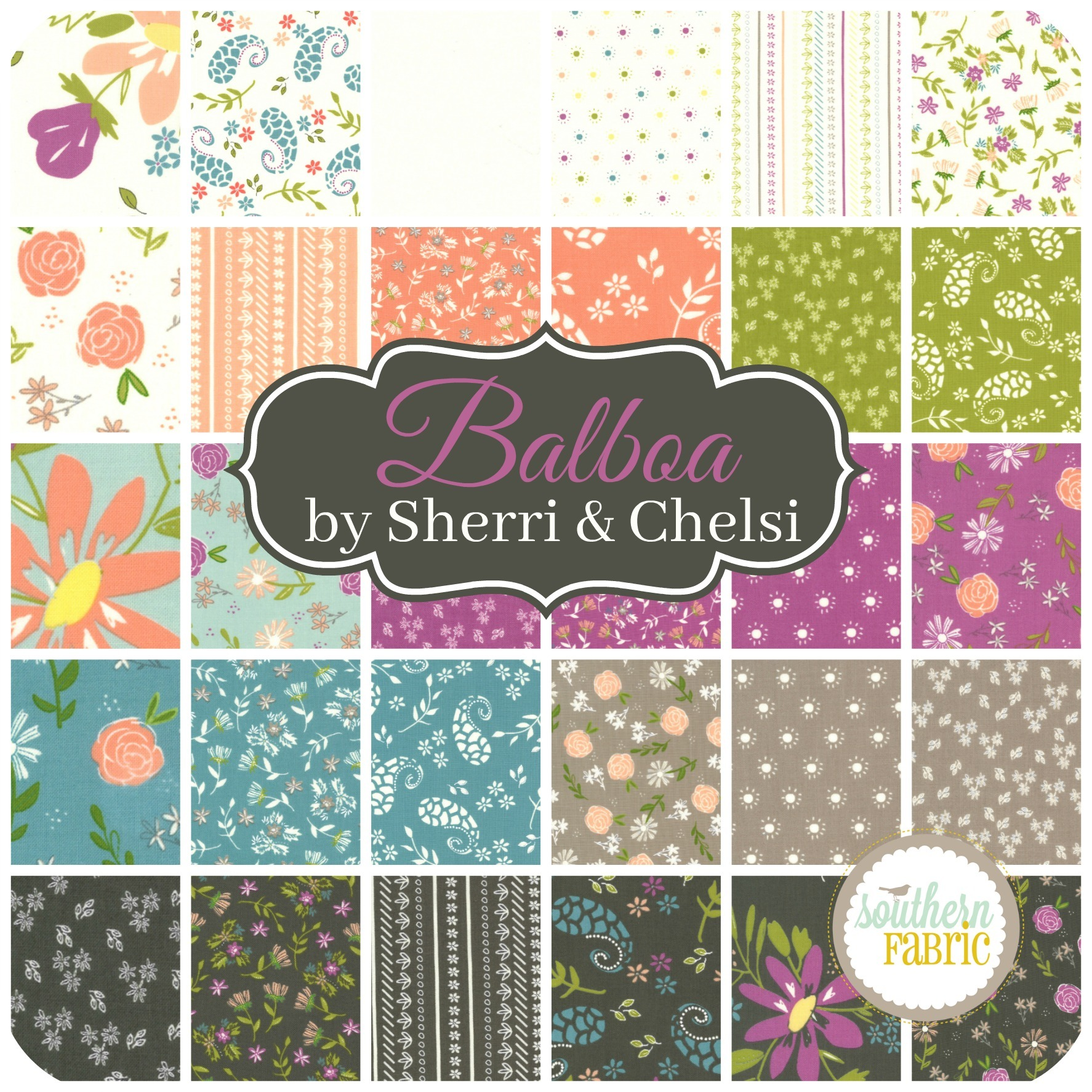 Balboa by Sherri and Chelsi