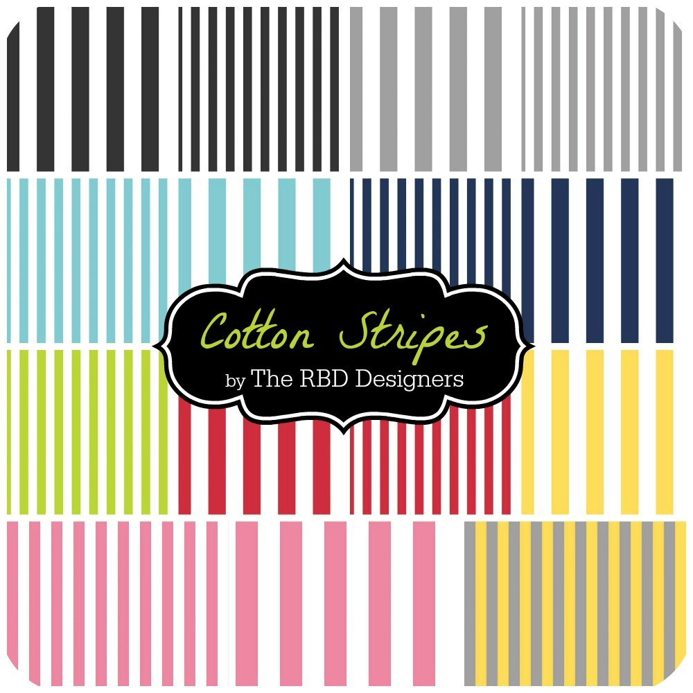 Cotton Stripes by The RBD Designers