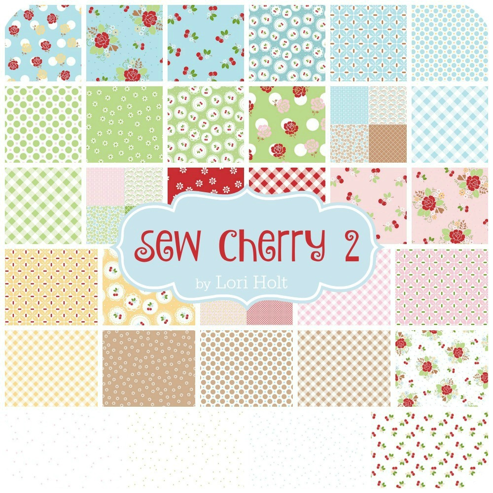 Sew Cherry 2 by Lori Holt
