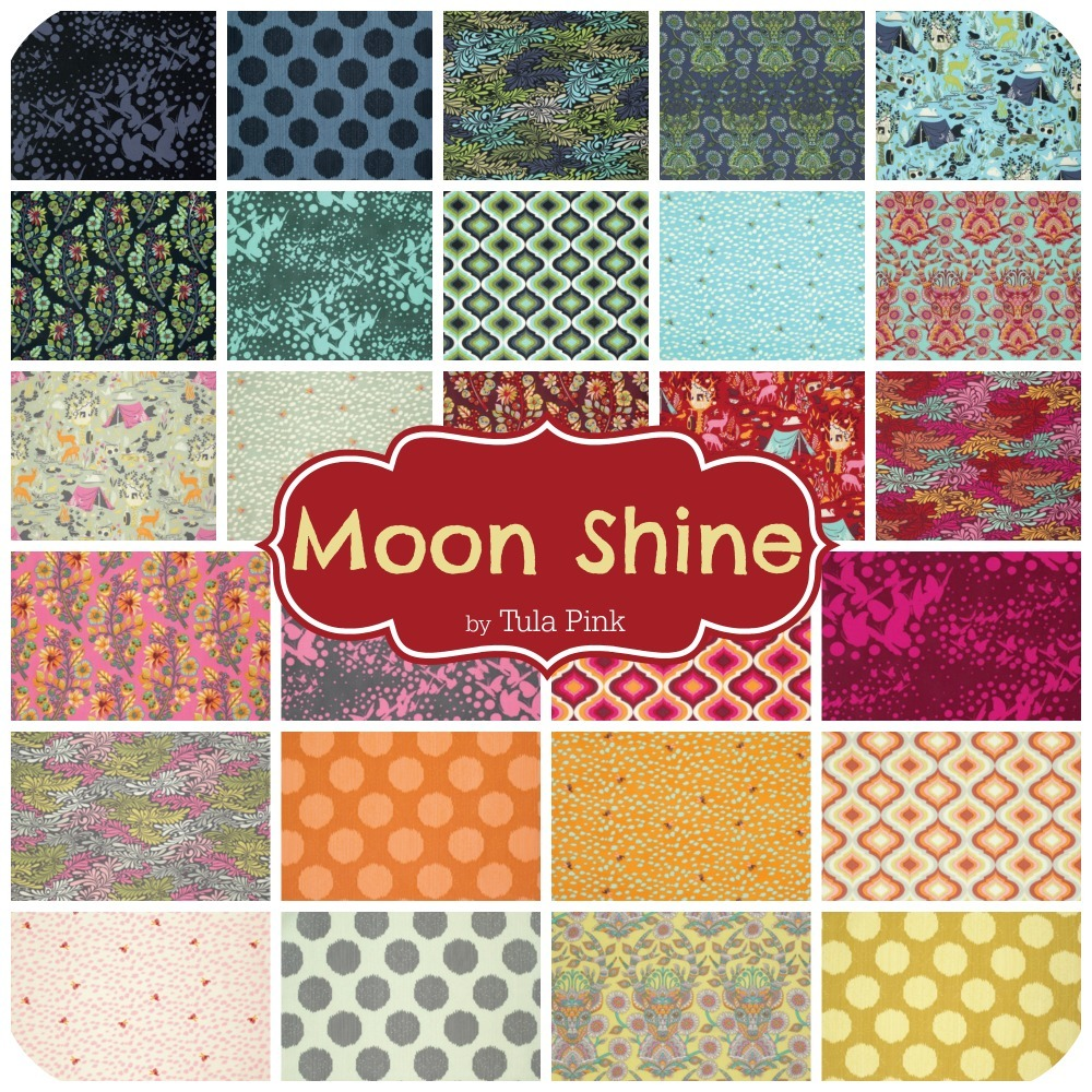 Moon Shine by Tula Pink