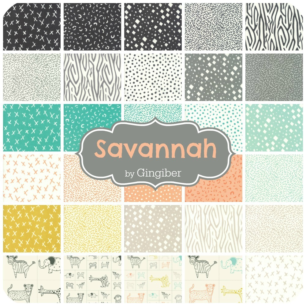 Savannah By Gingiber