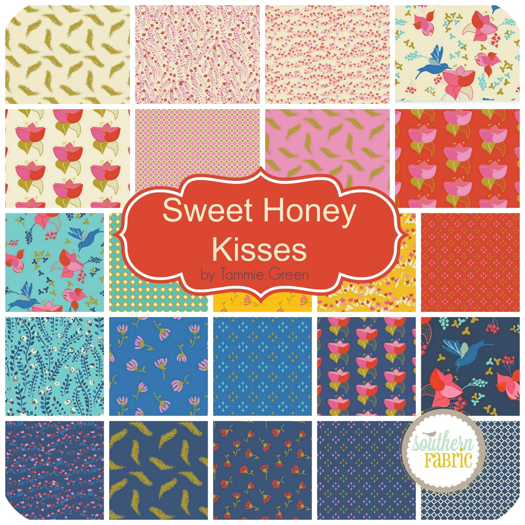 Sweet Honey Kisses by Tammie Green