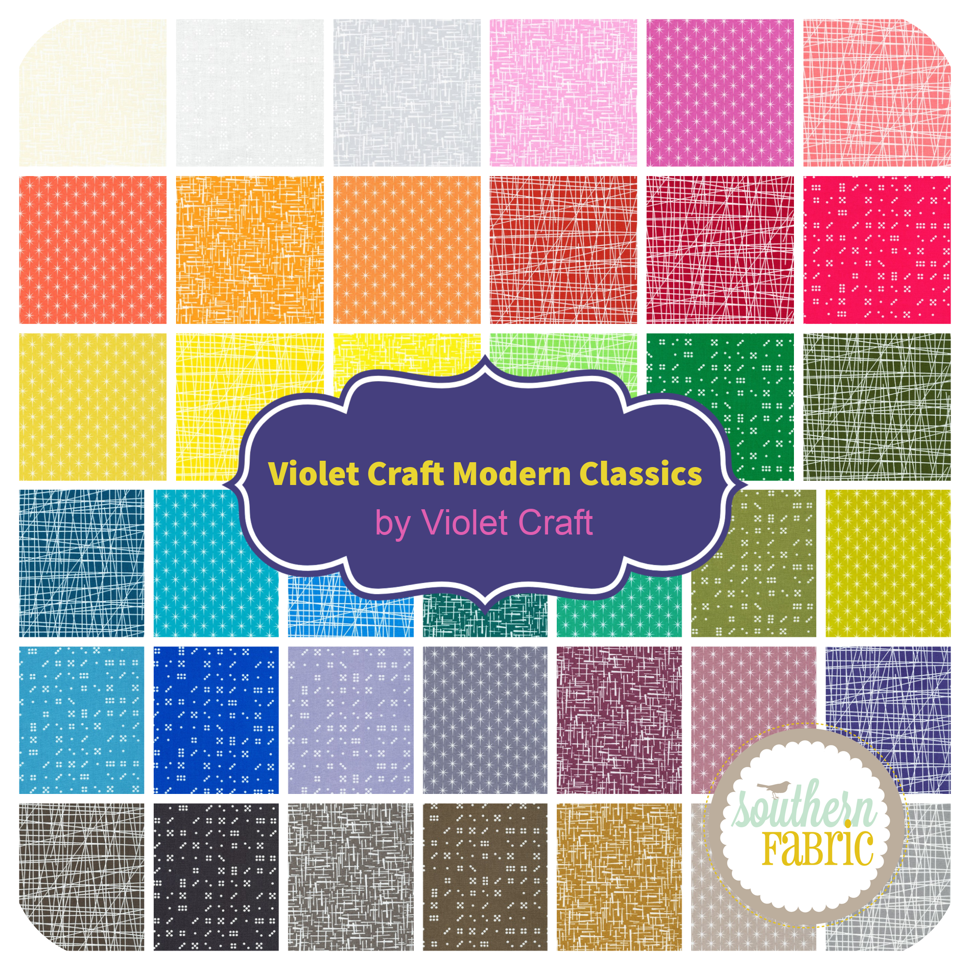 Violet Craft Modern Classics by Violet Craft