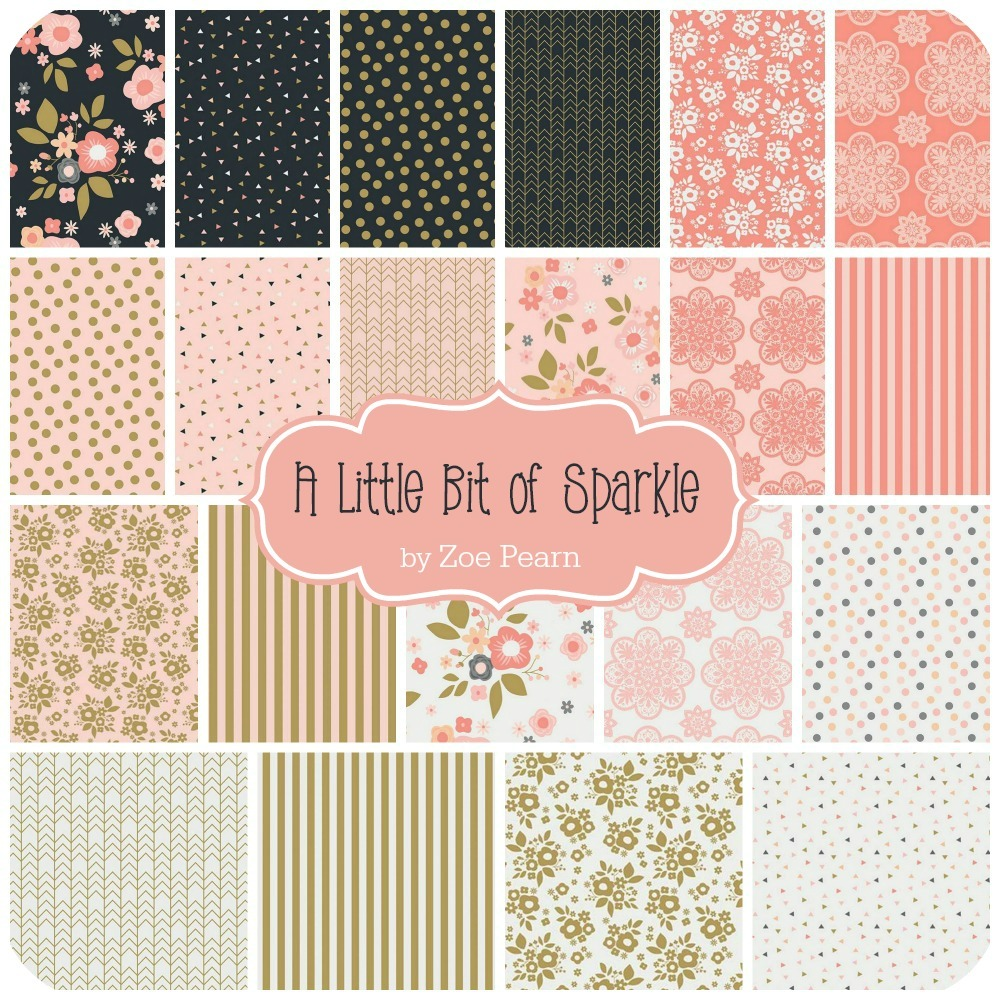 A Little Bit of Sparkle by Zoe Pearn