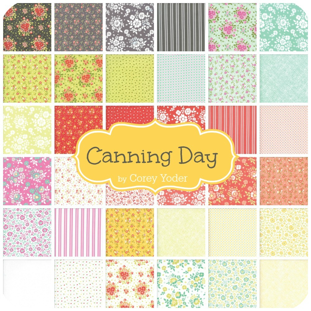 Canning Day by Corey Yoder