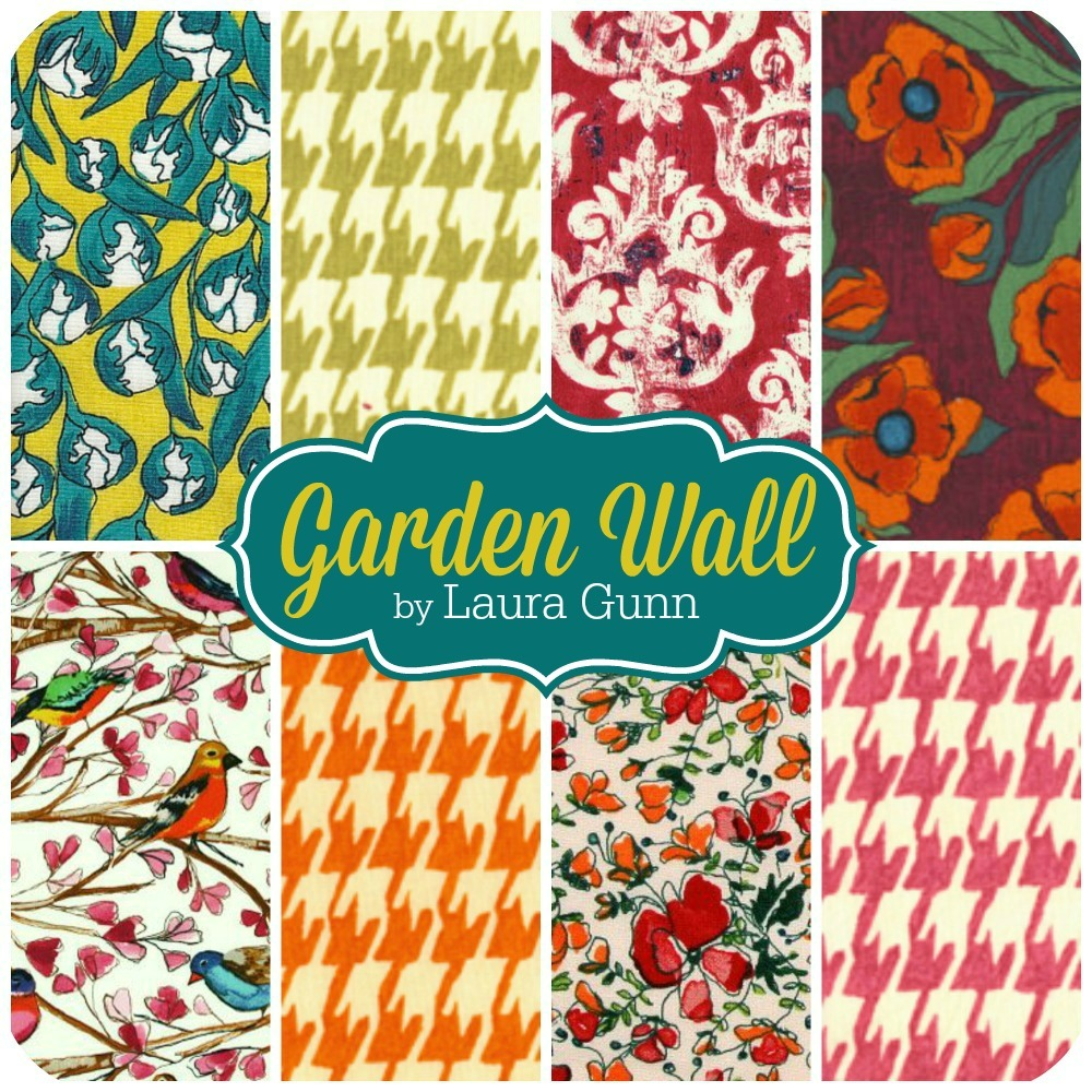 Garden Wall by Laura Gunn