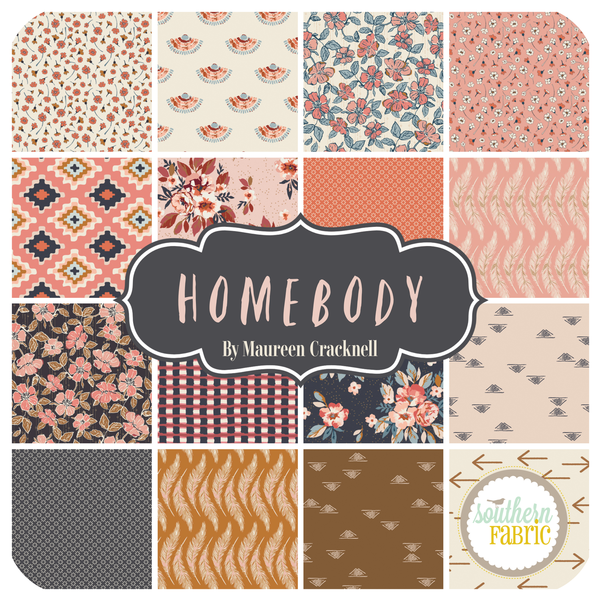 Homebody by Maureen Cracknell