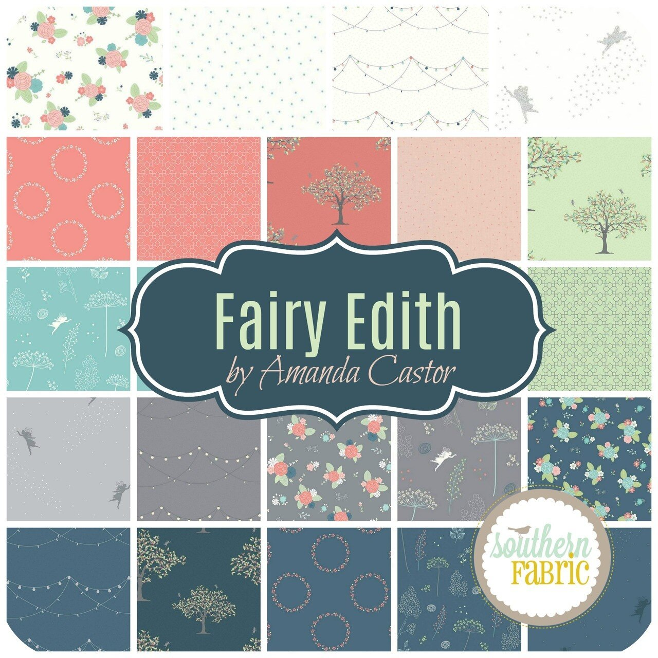 Fairy Edith by Amanda Castor