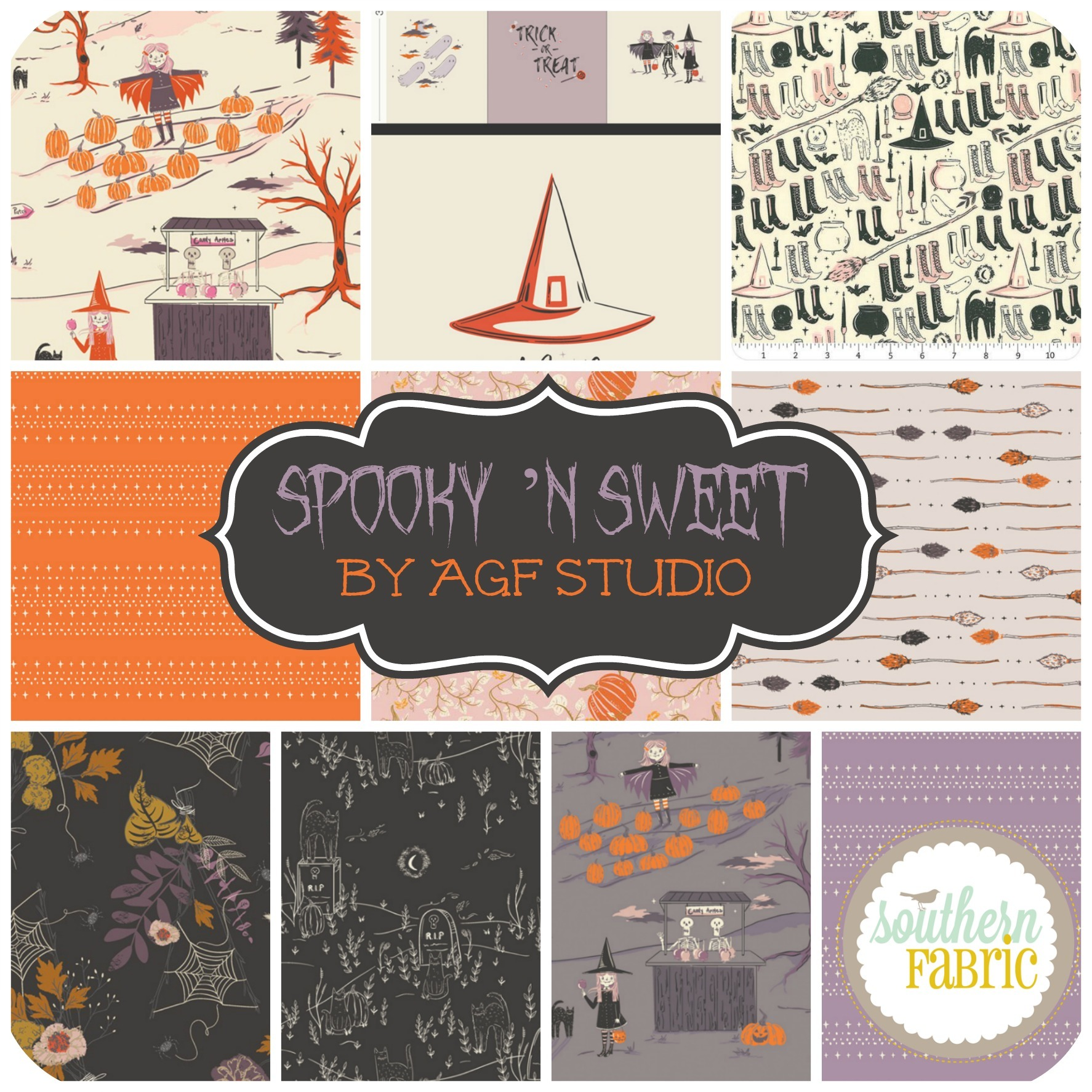 Spooky 'n Sweet by AGF Studio