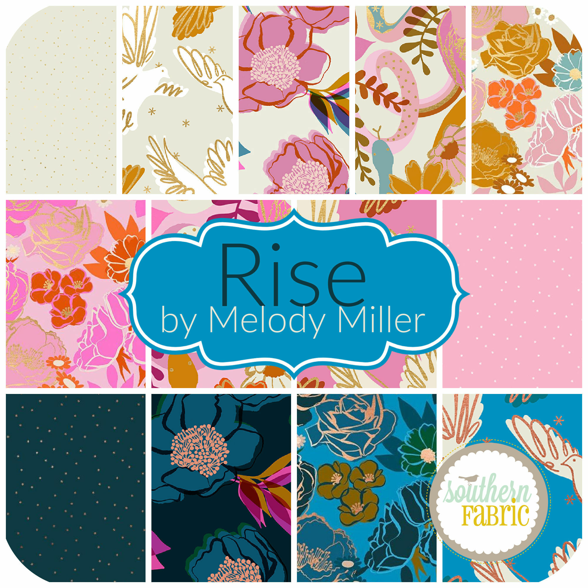 Rise by Melody Miller