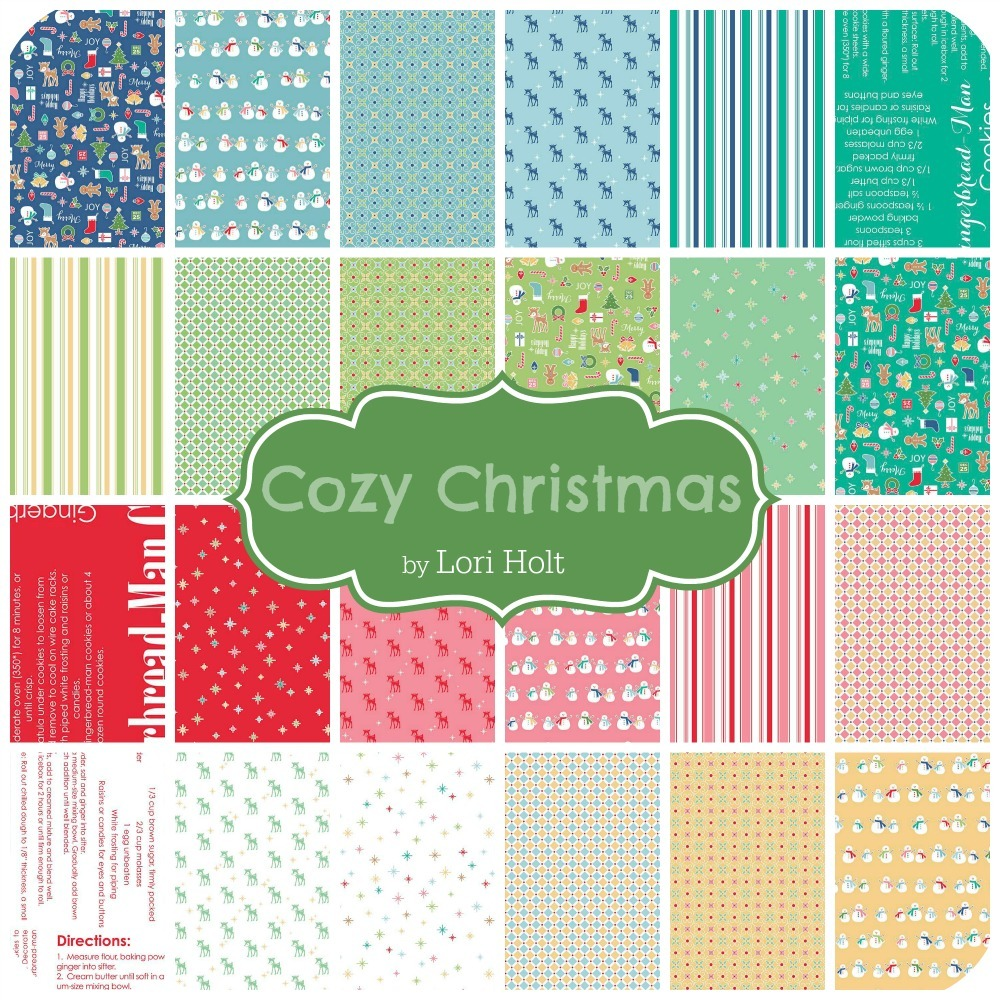 Cozy Christmas by Lori Holt