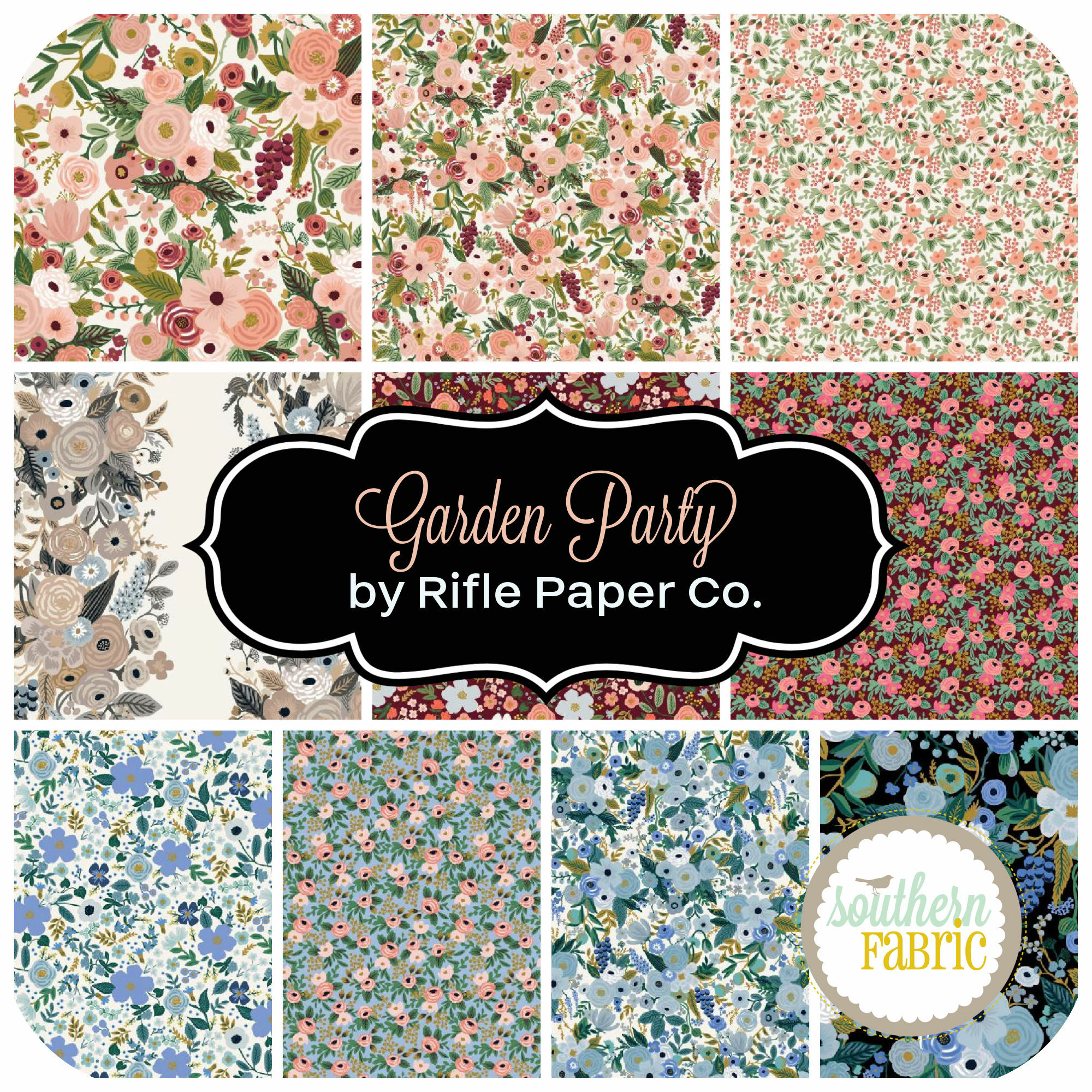Garden Pary by Rifle Paper Co.