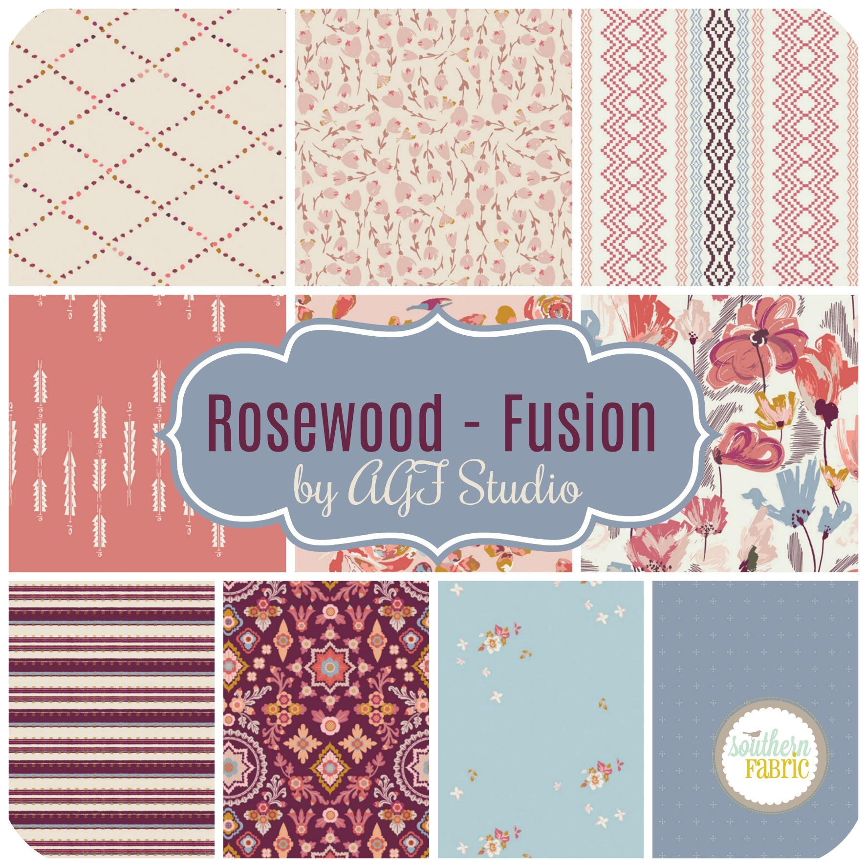 Rosewood - Fusion by AGF Studio