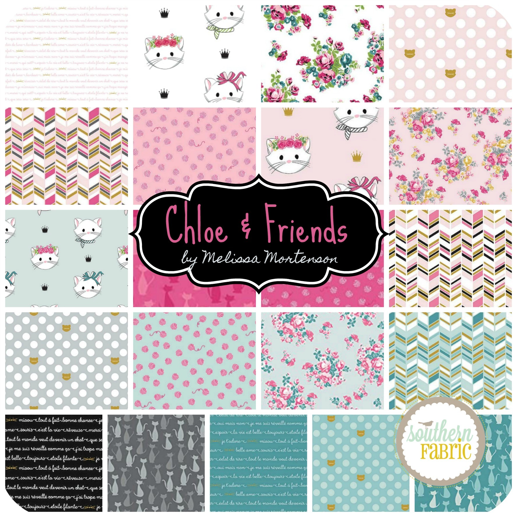 Chloe & Friends by Melissa Mortenson
