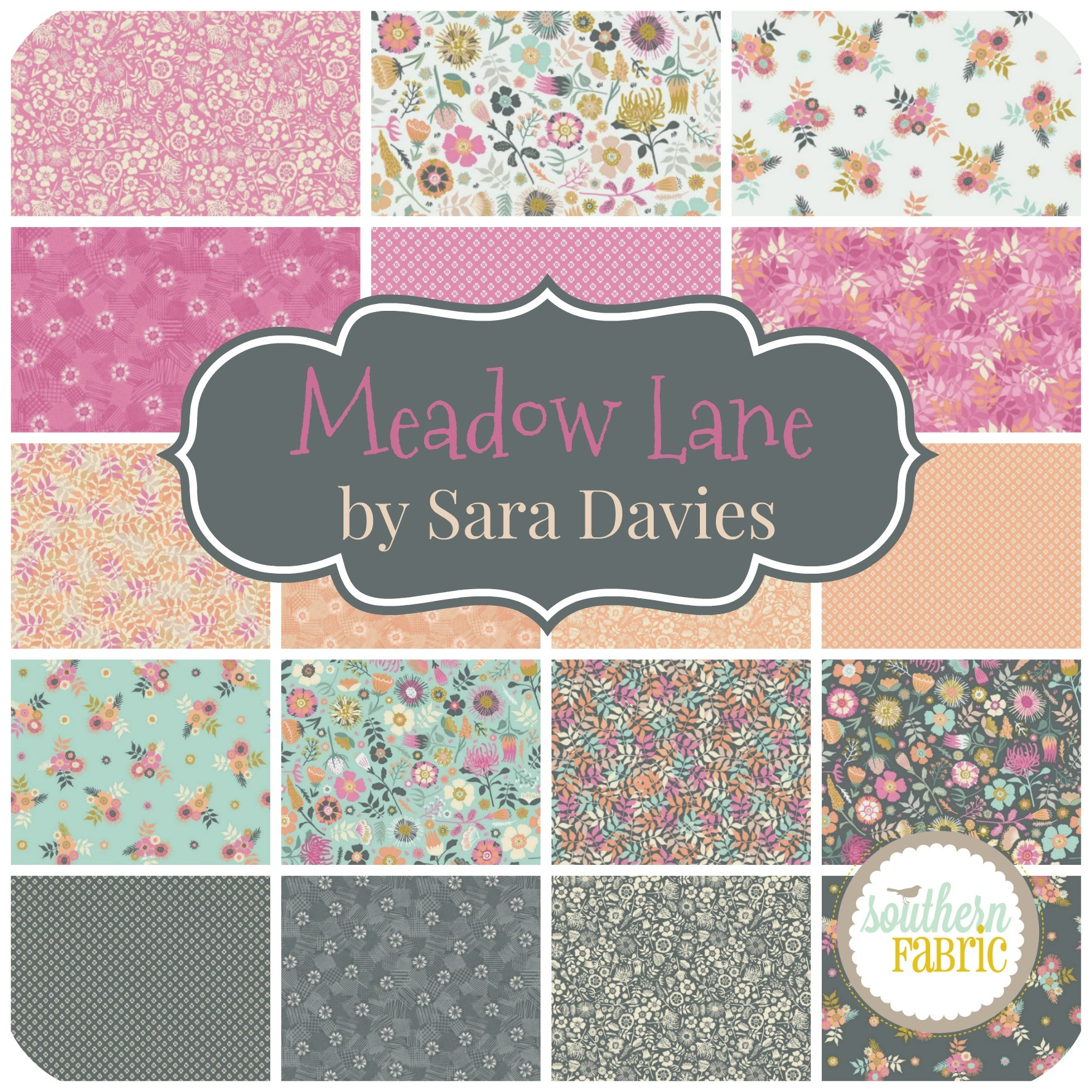 Meadow Lane by Sara Davies