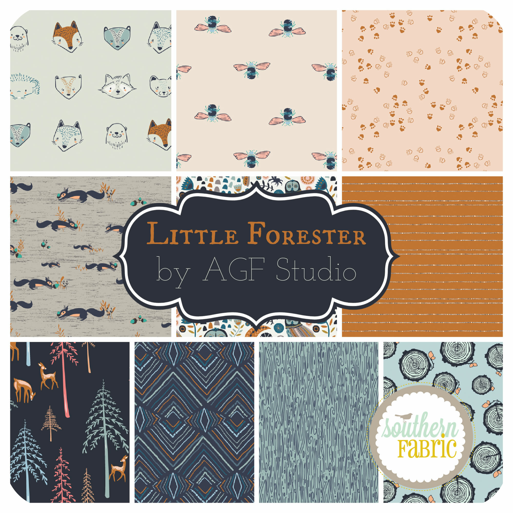 Little Forester - Fusion by AGF Studio