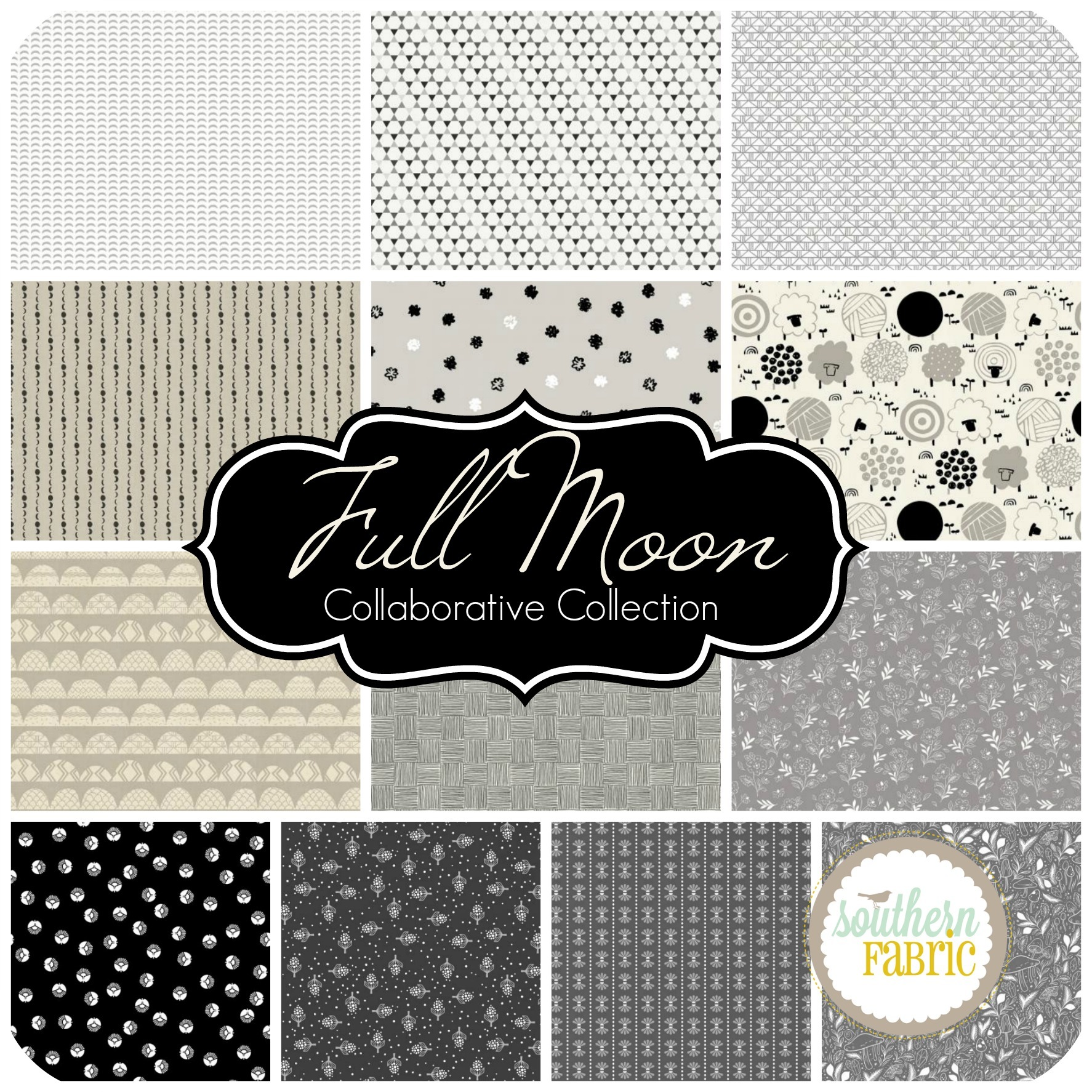 Full Moon by Collaboration