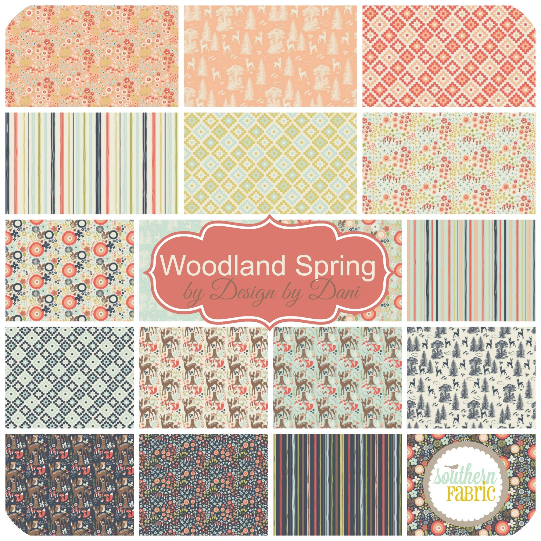 Woodland Spring by Designs by Dani