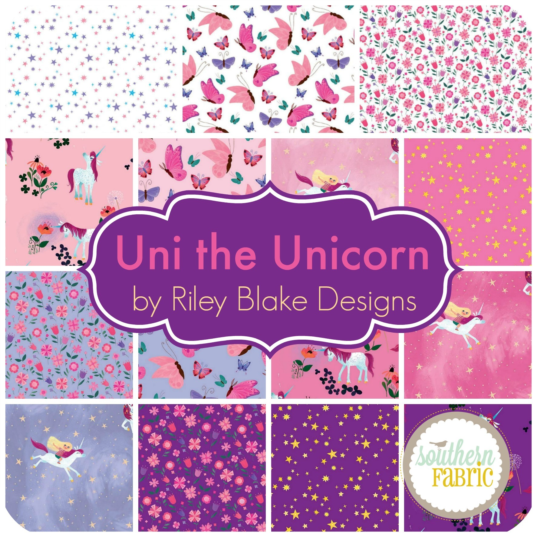 Uni the Unicorn by RBD Designers