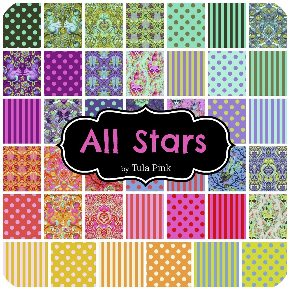 All Stars by Tula Pink