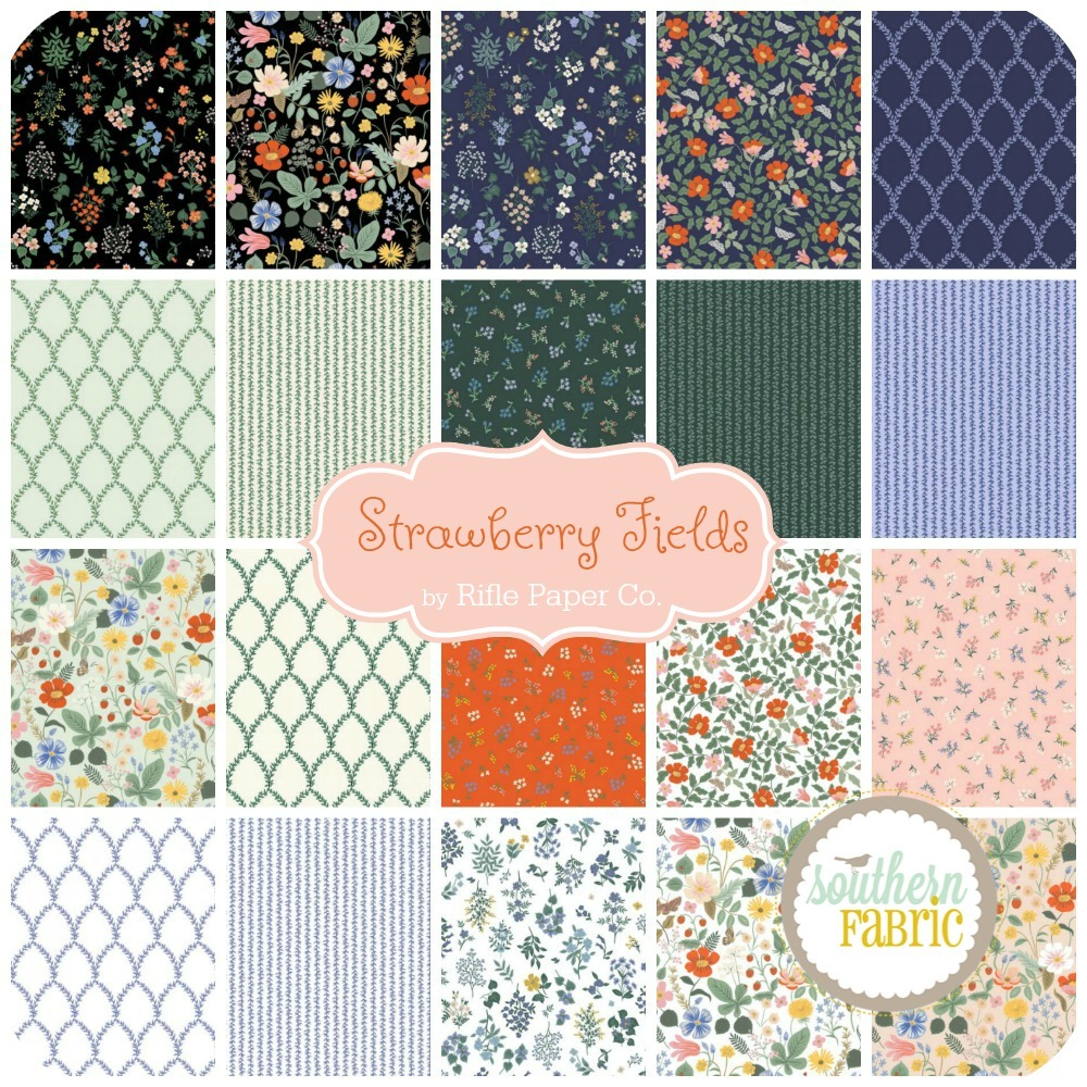 Strawberry Fields by Rifle Paper Co.