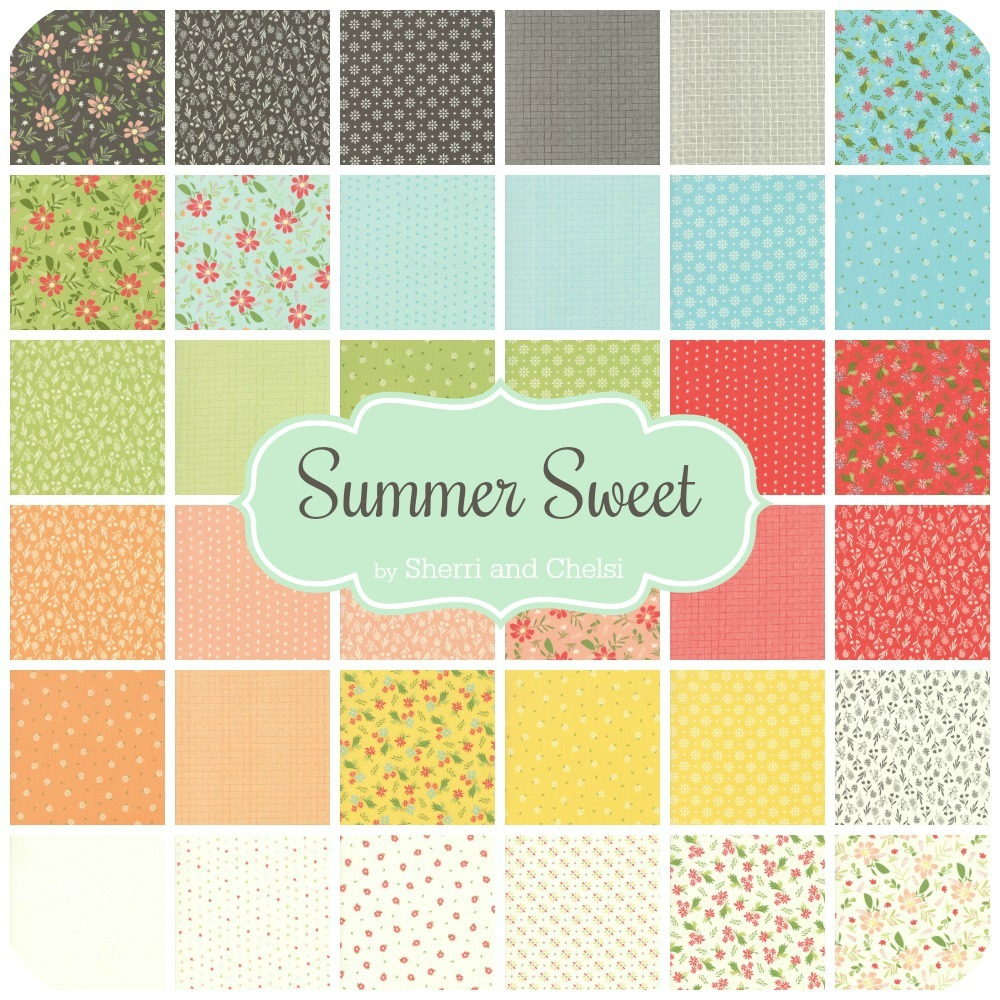 Summer Sweet by Sherri and Chelsi