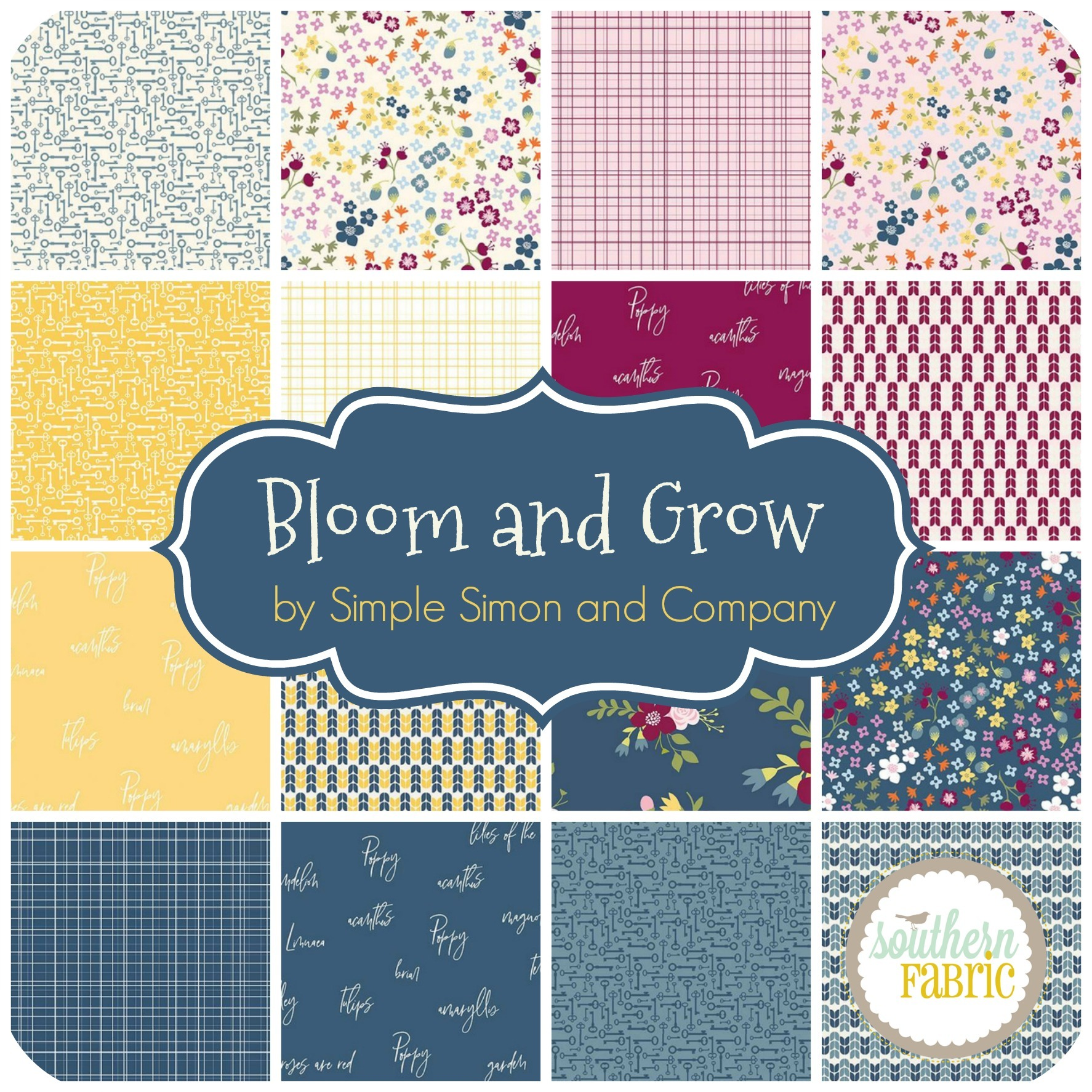 Bloom and Grow by Simple Simon and Co.