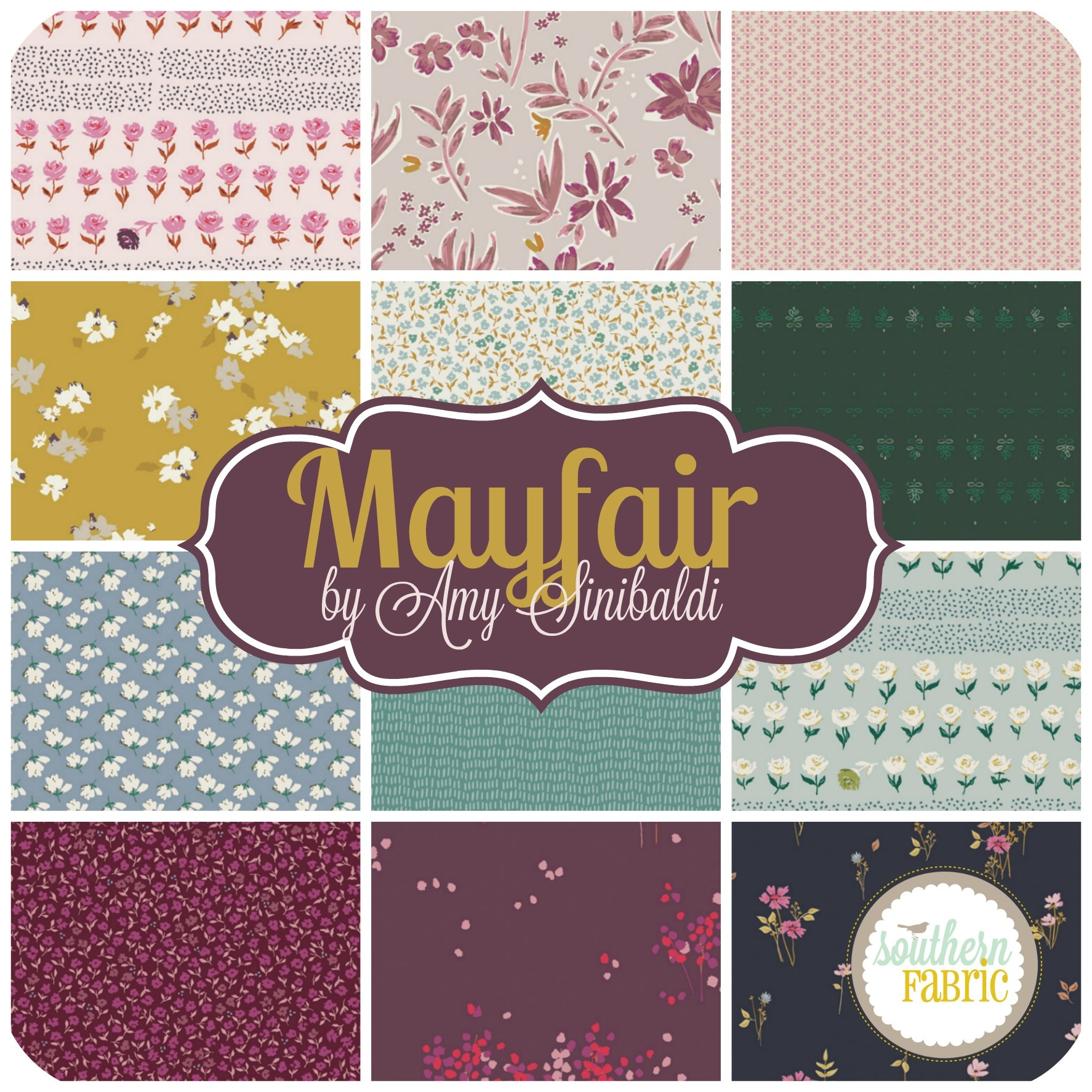 Mayfair by Amy Sinibaldi