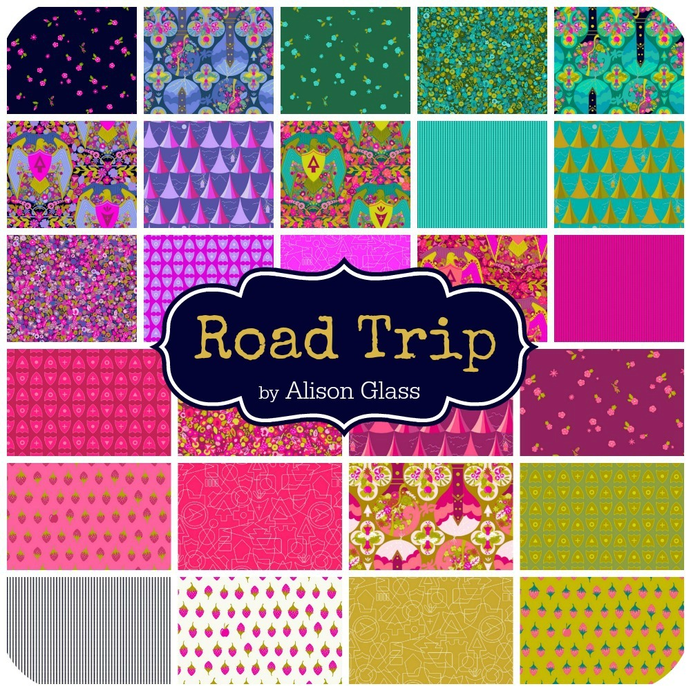 Road Trip by Alison Glass