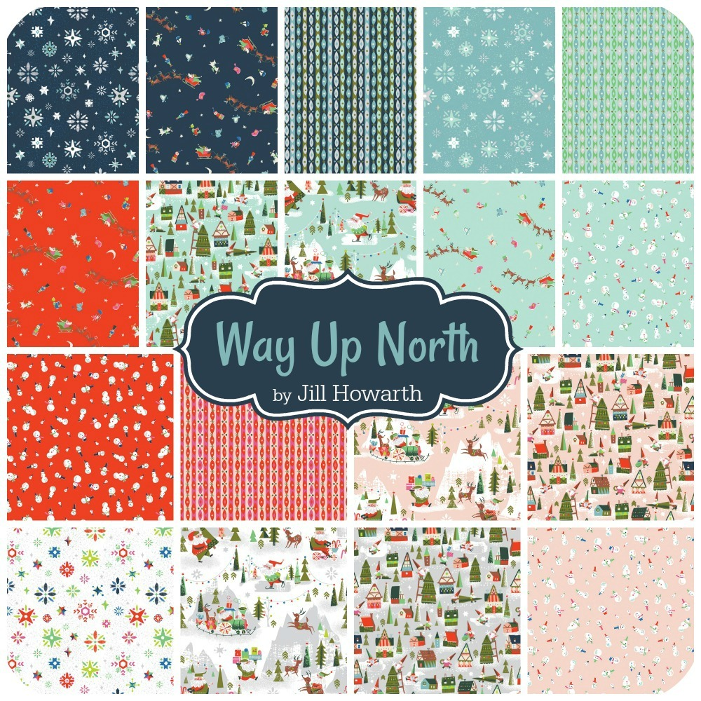 Way Up North by Jill Howarth