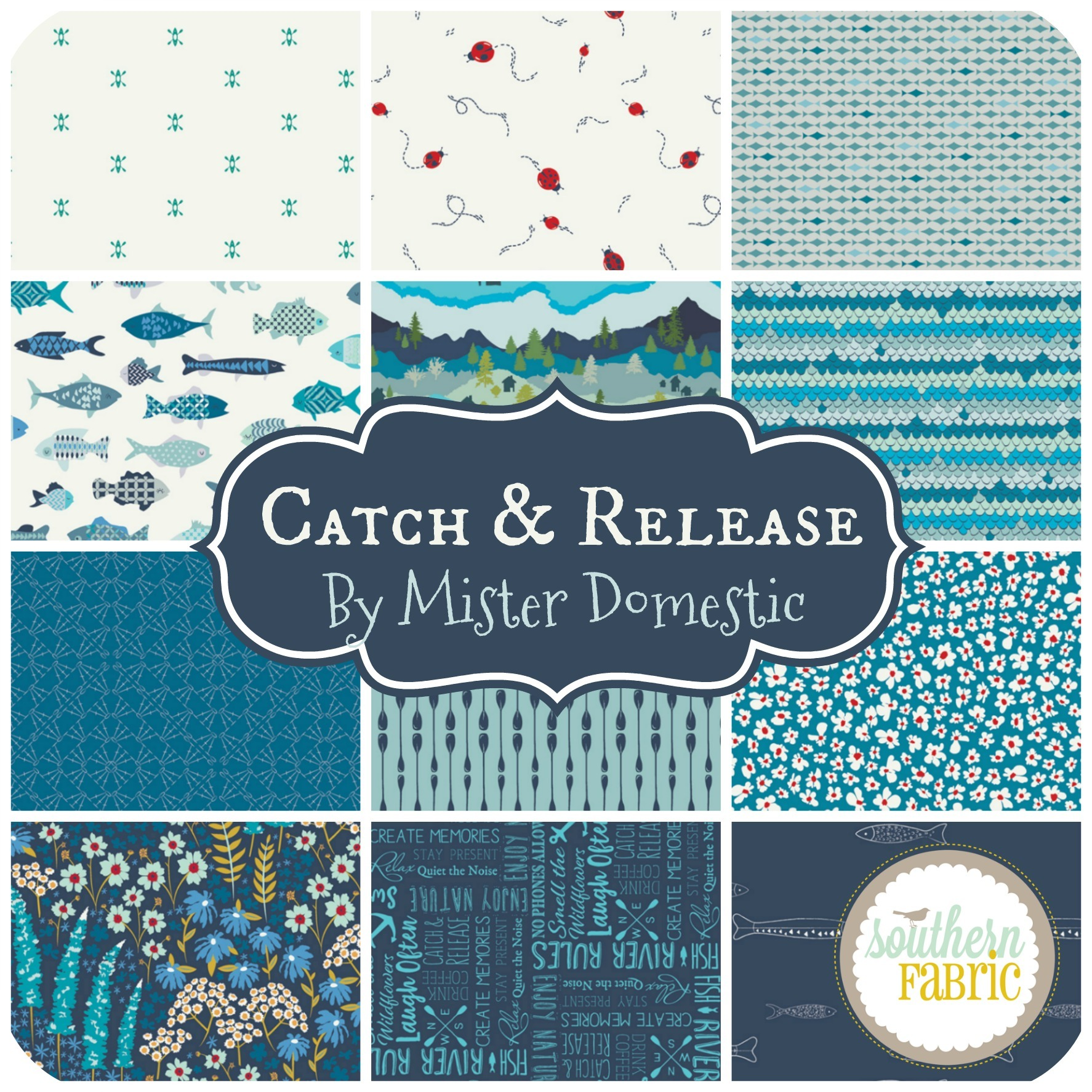 Catch and Release by Mister Domestic