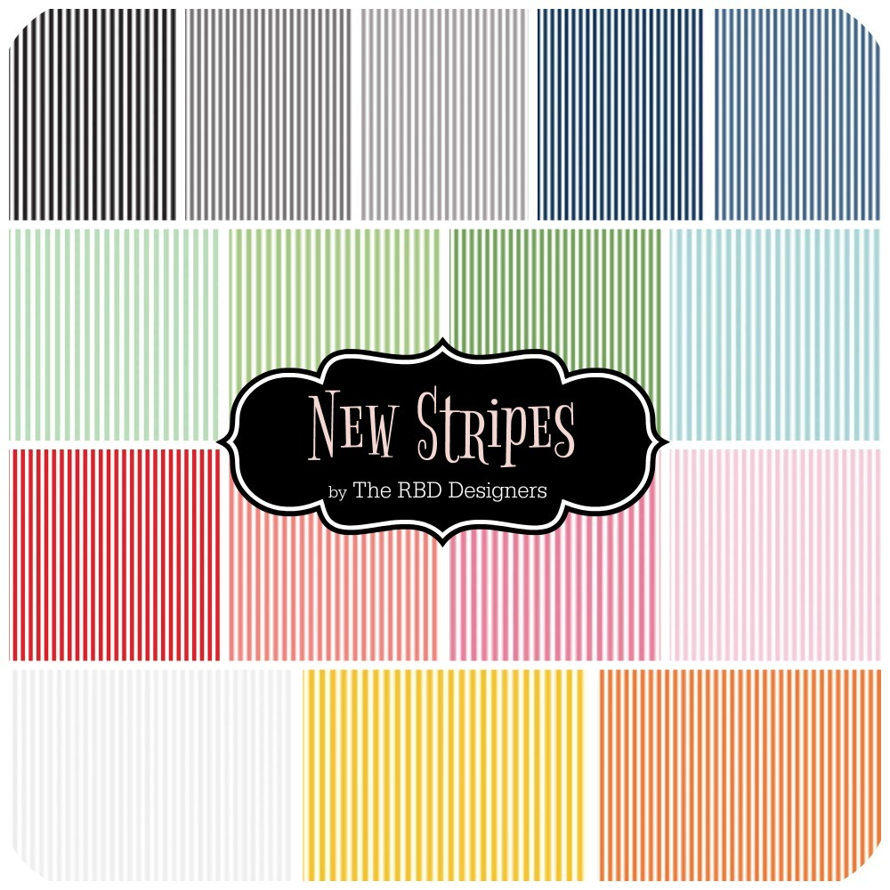 New Stripes by the RBD Designers