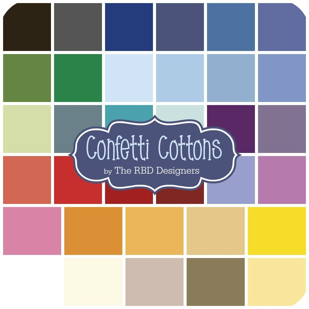 Confetti Cottons by The RBD Designers