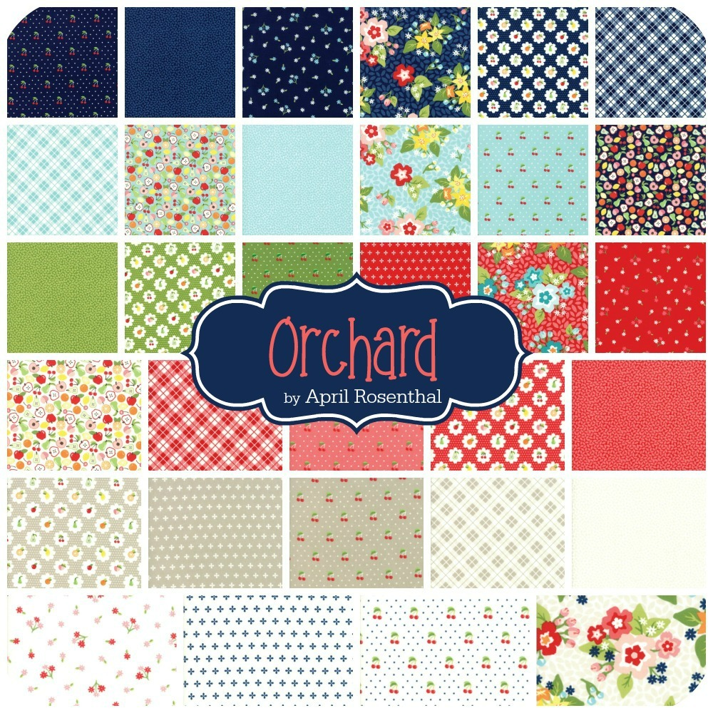 Orchard by April Rosenthal