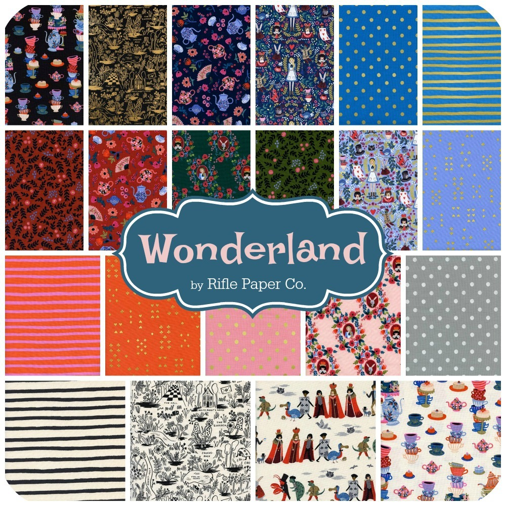 Wonderland by Rifle Paper Co.