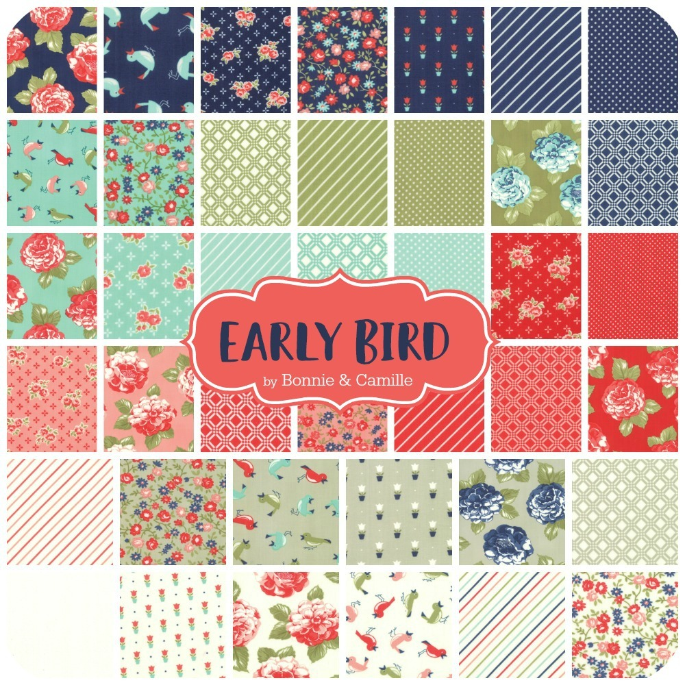 Early Bird by Bonnie and Camille
