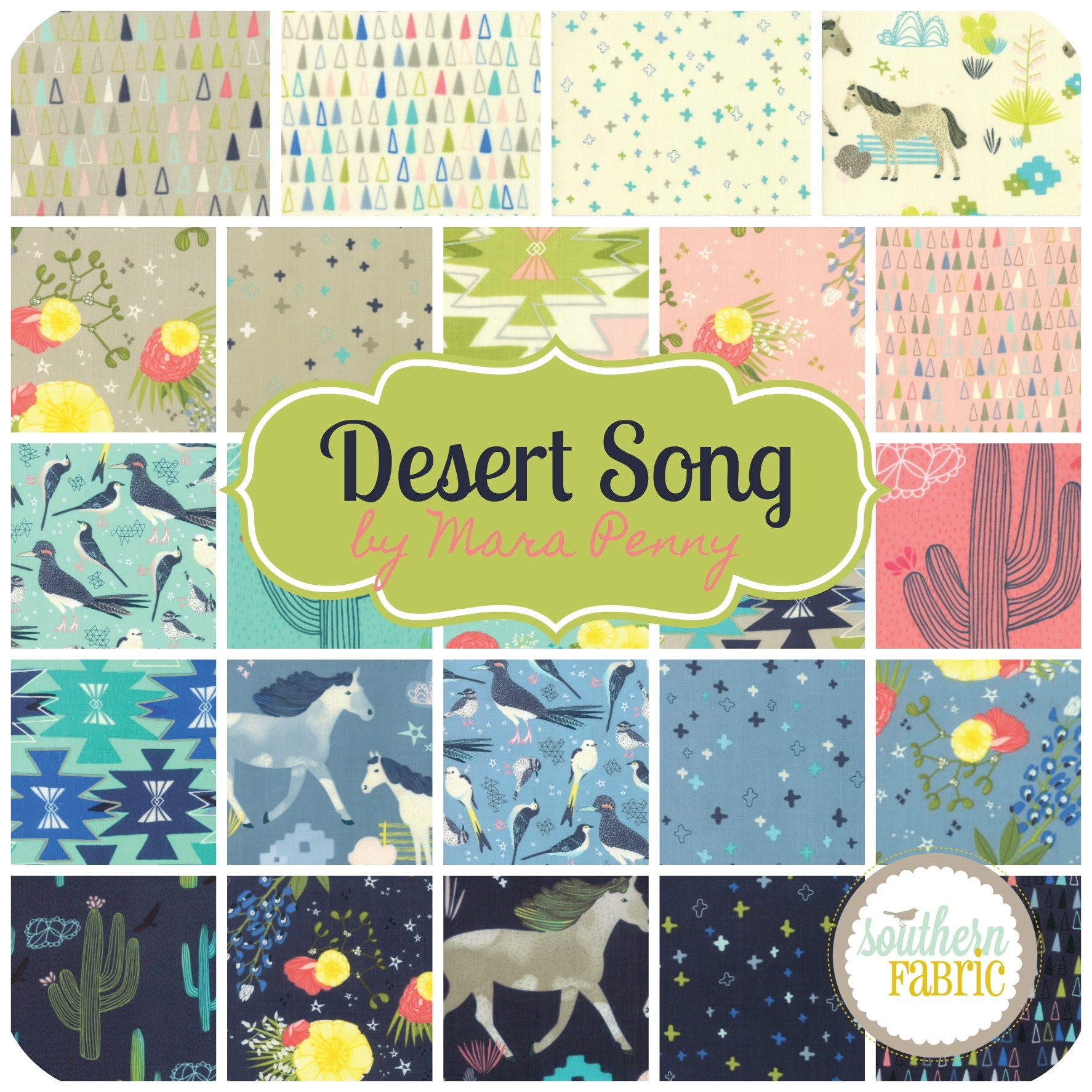 Desert Song by Mara Penny
