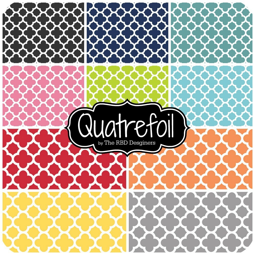 Quatrefoil by The RBD Designers