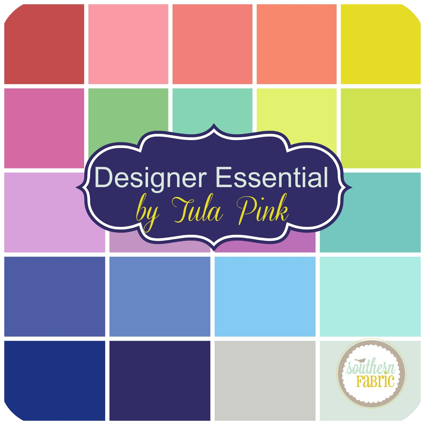 Designer Essentials by Tula Pink