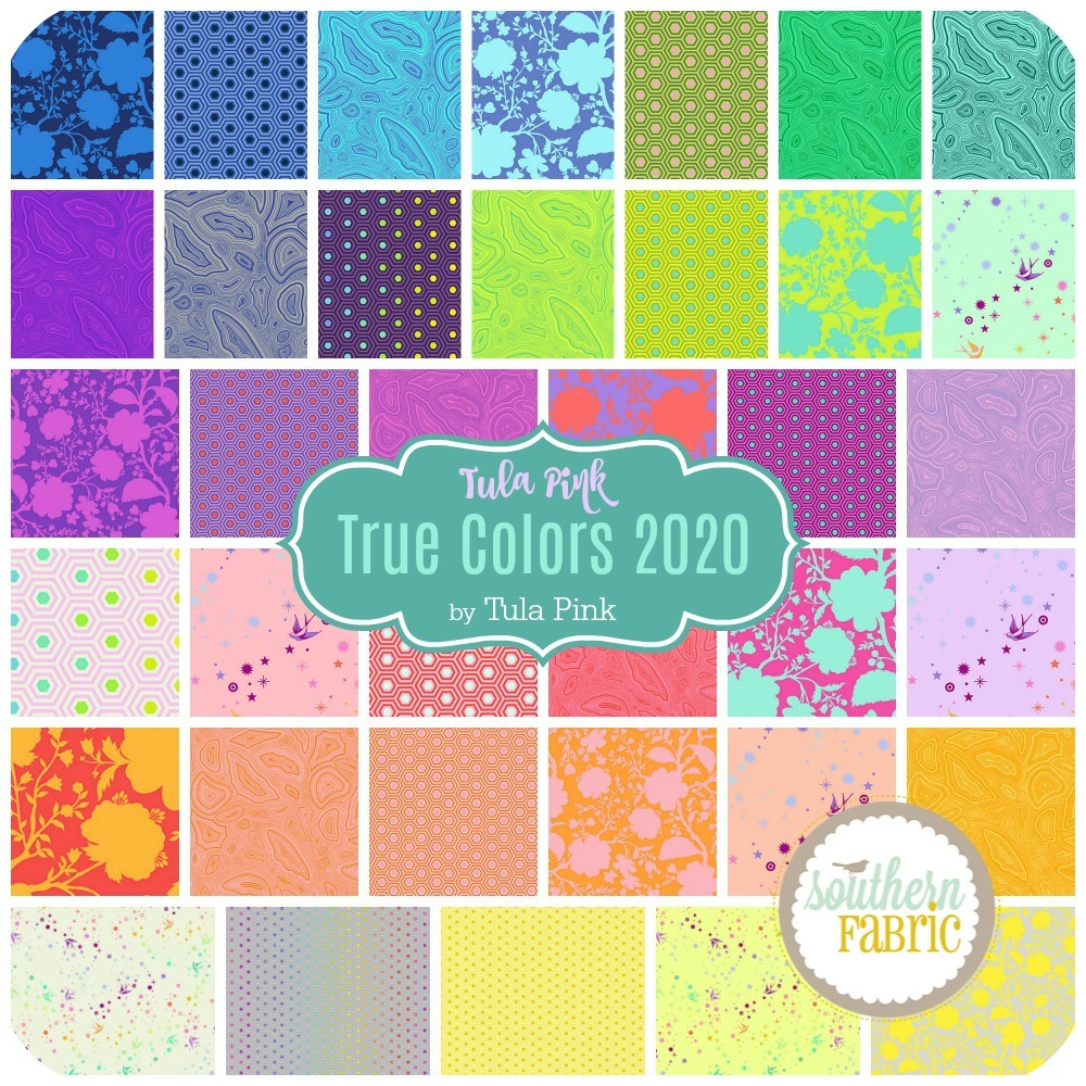 True Colors 2020 by Tula Pink