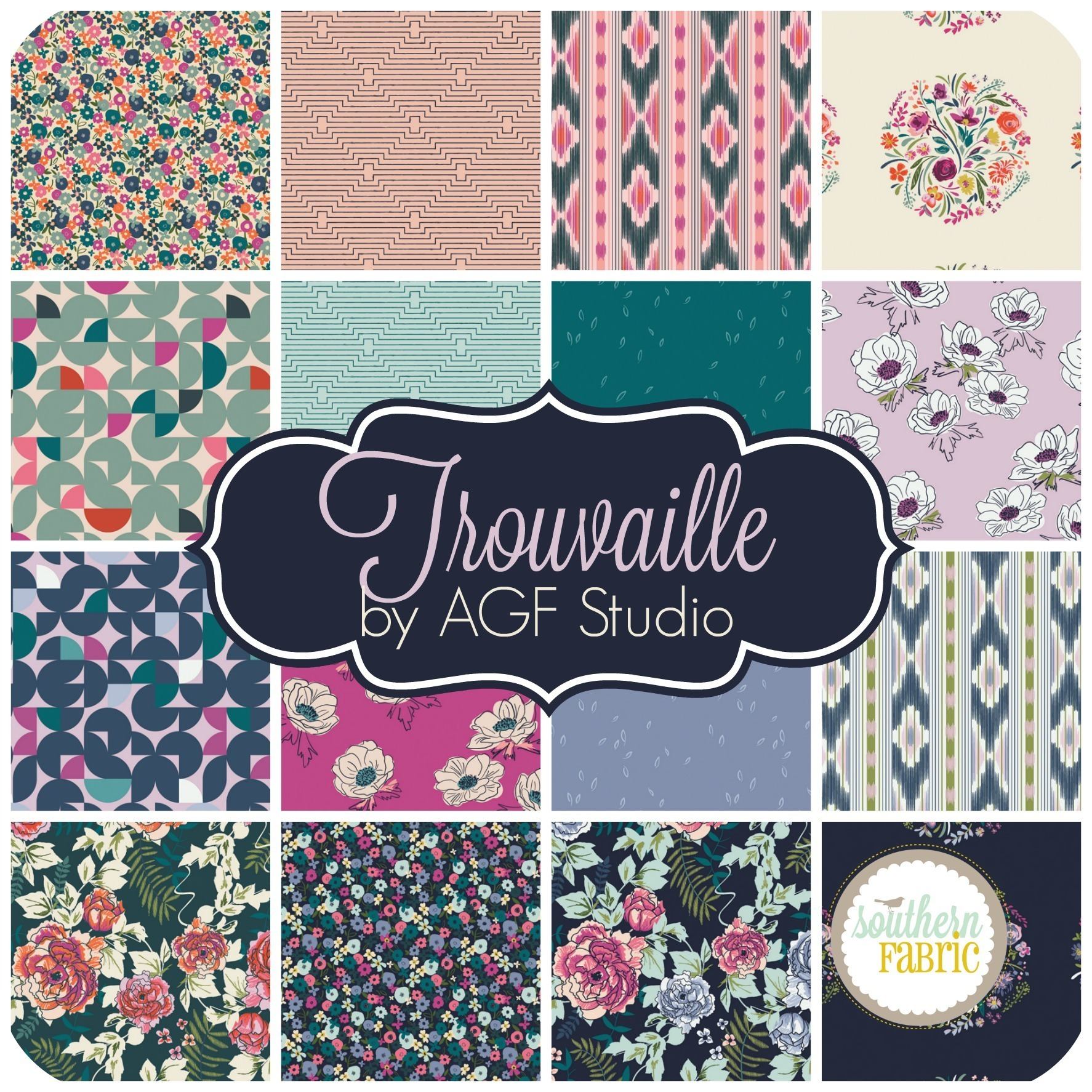 Trouvaille by AGF Studio