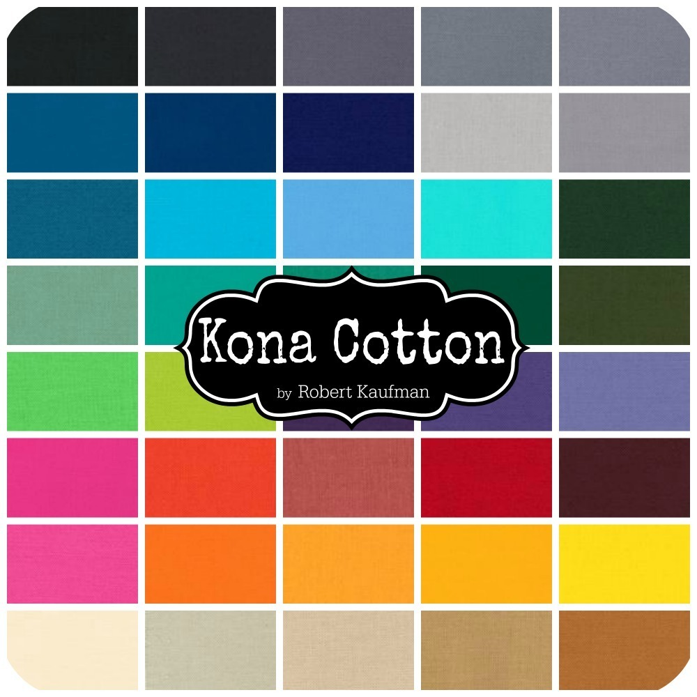 Kona Cotton by Robert Kaufman
