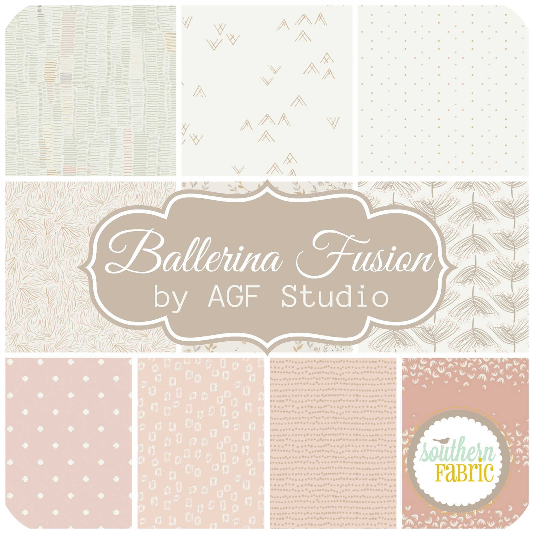 Ballerina Fusion by AGF Studio
