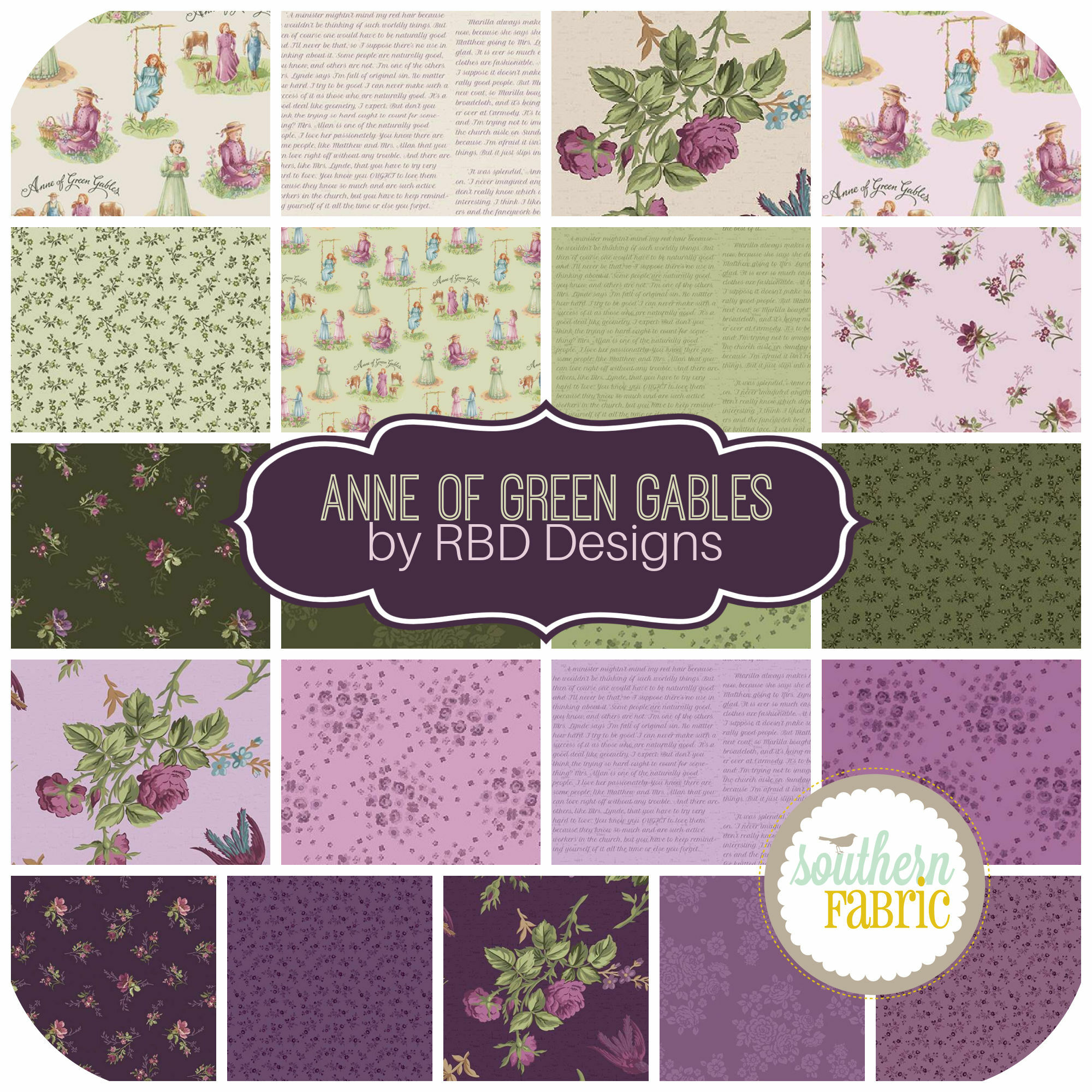 Anne of Green Gables by RBD Designers