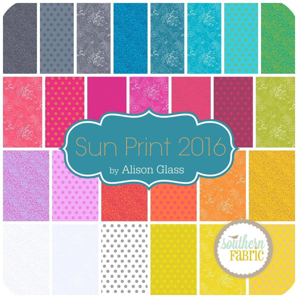 Sun Print 2016 by Alison Glass
