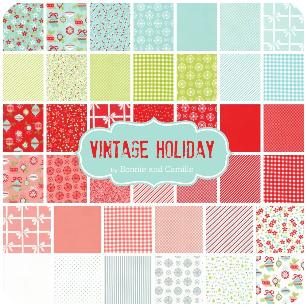 Vintage Holiday by Bonnie and Camille