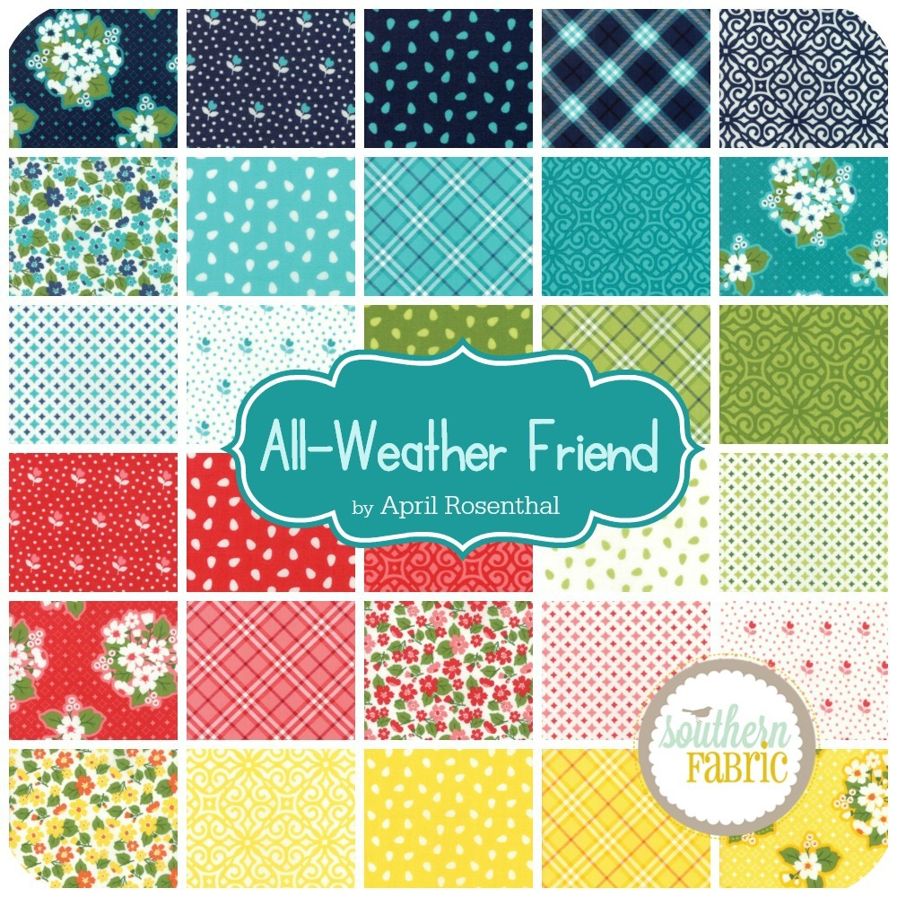 All Weather Friend by April Rosenthal