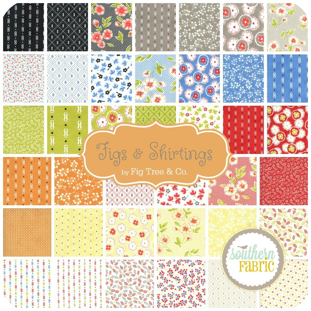Figs and Shirtings by Fig Tree Co.