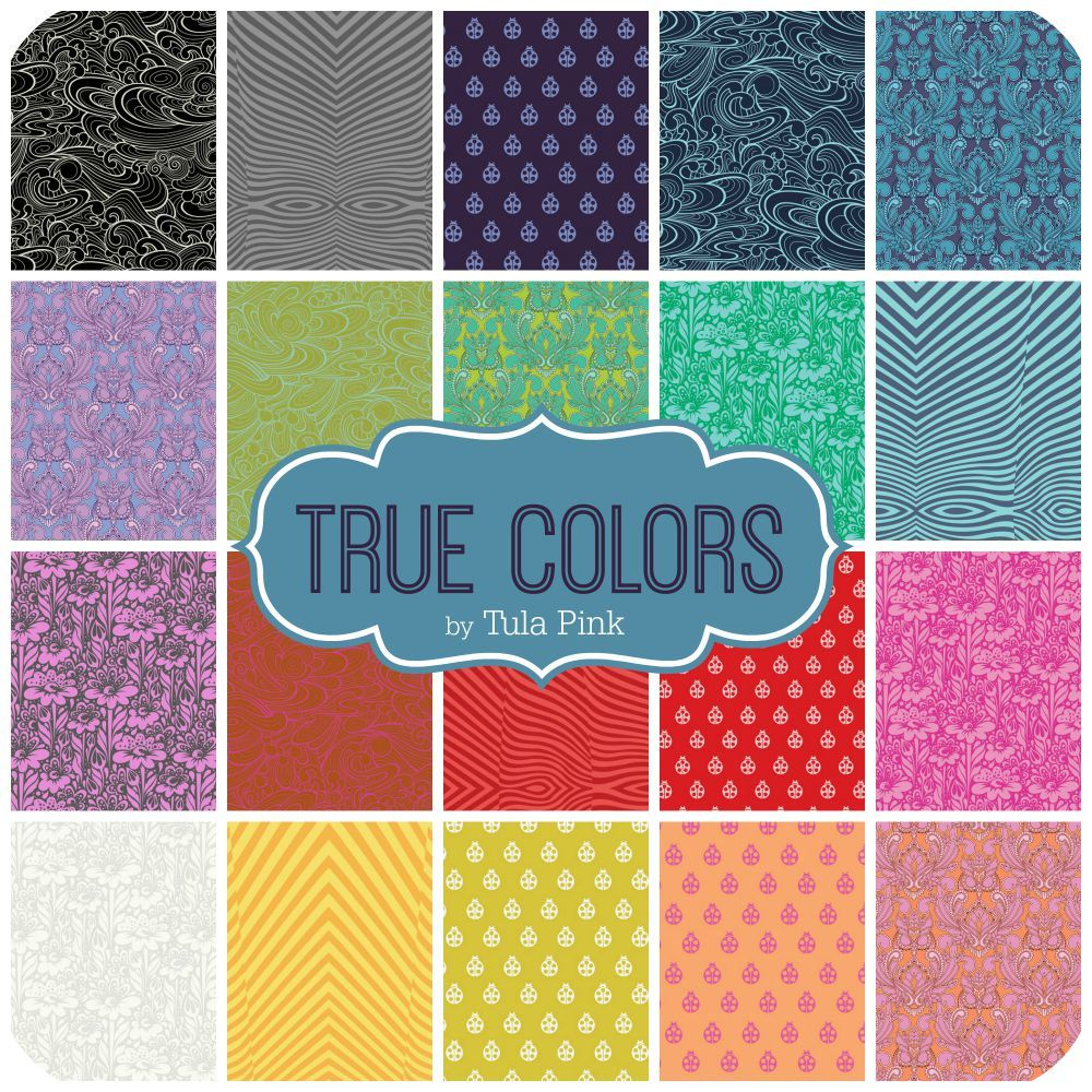 True Colors by Tula Pink