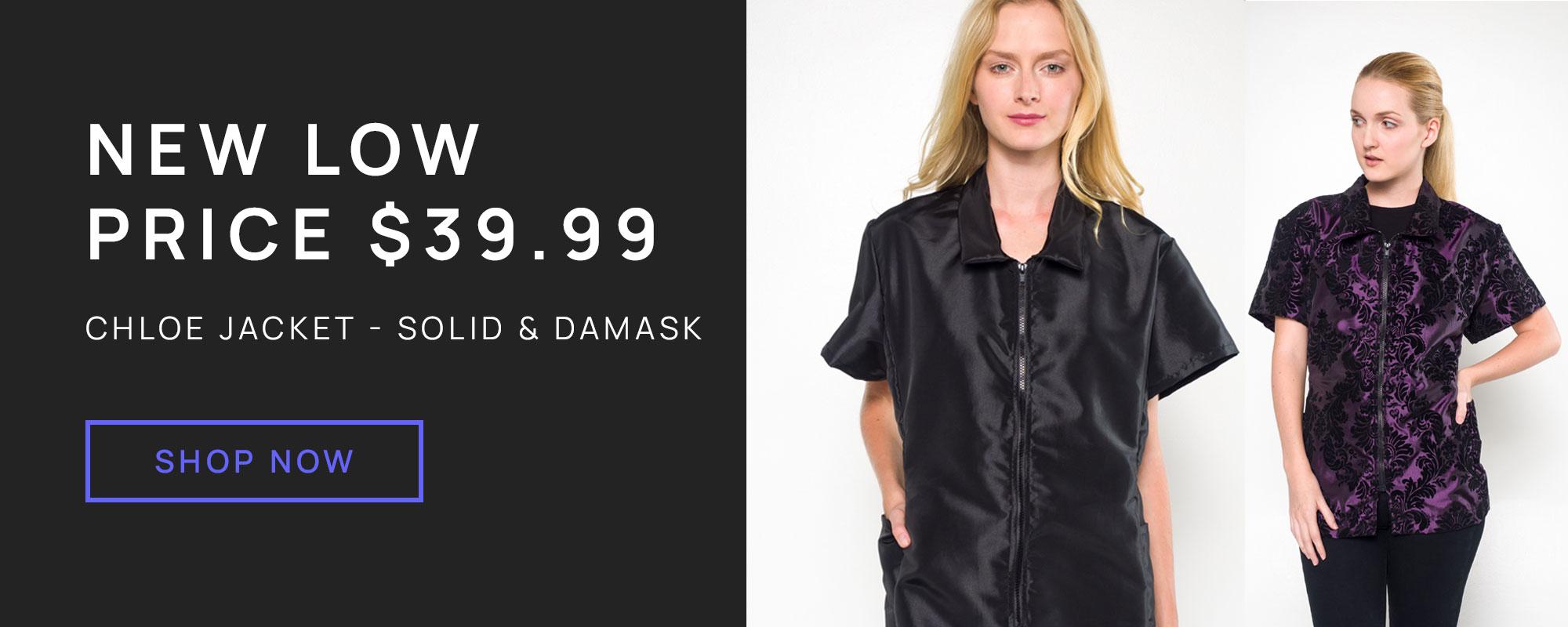 New Low Price $39.99. Chloe Grooming Jacket